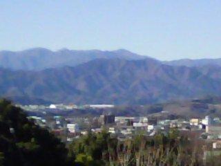 丹沢、そして浅間山ふたたび