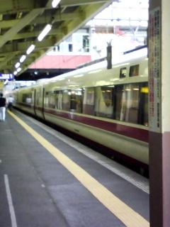 北陸新幹線と「ほくほく線」