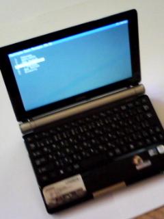 Windows8.1とLinux(Fedora14)のデュアルブートをR52で