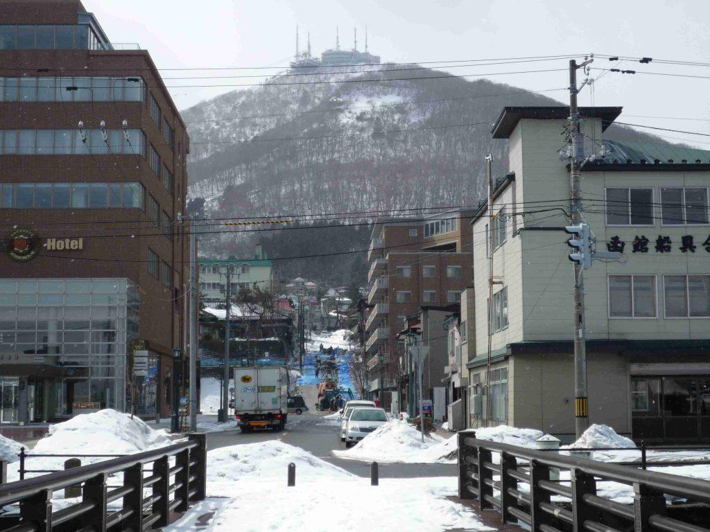 北海道旅行3日め、函館へ