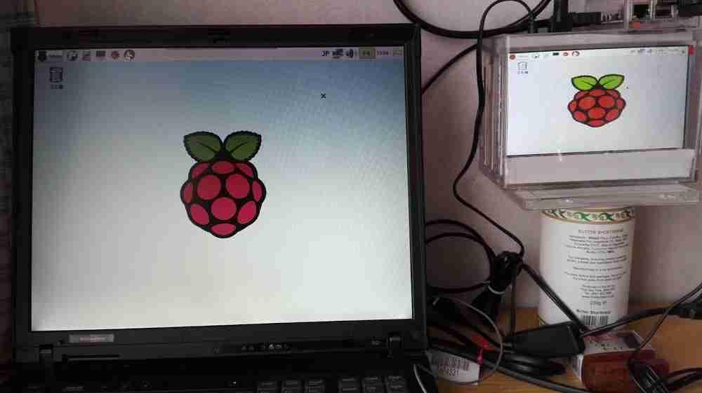 ラズベリーパイ(Raspberry Pi)をPCから遠隔操作する方法